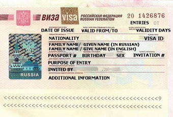 Getting Russian Visa the Easy Way – Experience the World